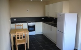 MOUNTSORREL APARTMENT KITCHEN