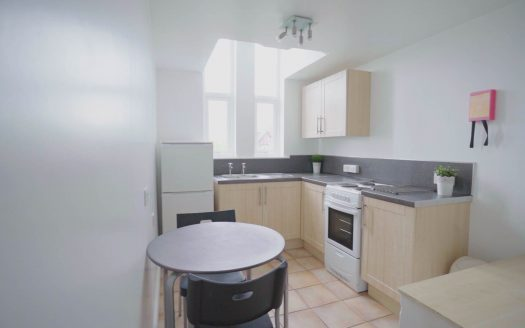 loughborough studio apartment