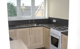 student kitchen apartment loughborough