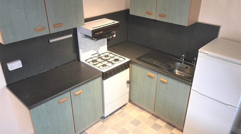 apartment kitchen loughborough