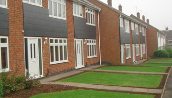 1 bed apartments in Loughborough
