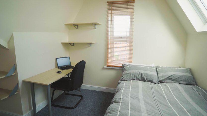 studio apartment Loughborough student