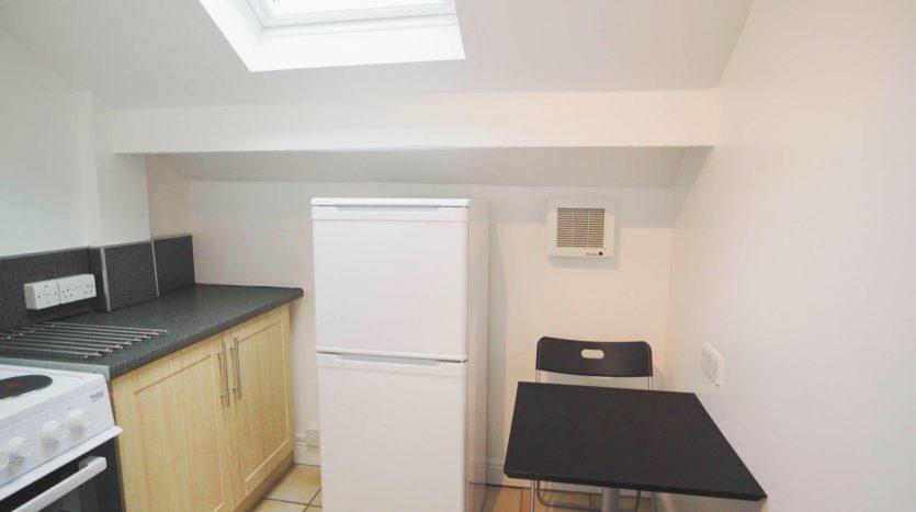 studio apartment Loughborough university