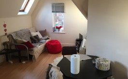student apartment lounge loughborough
