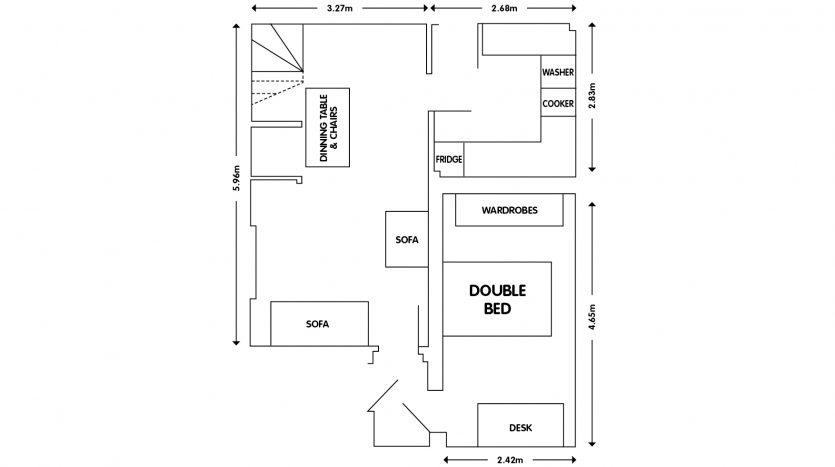 15 Abberton Way Ground Floor