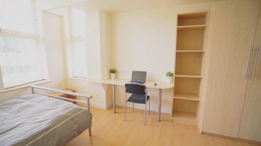 loughborough university studio apartment